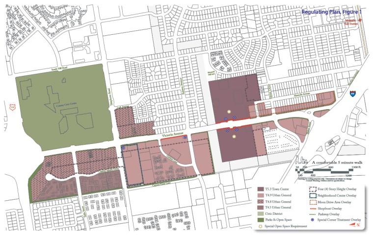 Victoria Corridor MAP GP2014